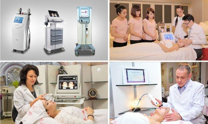 hẩm mỹ Hồng Kông sở hữu 3 công nghệ trẻ hóa da, xóa nhăn, nâng cơ hàng đầu thế giới