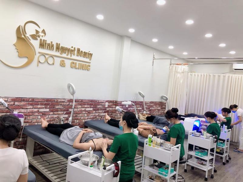 Thẩm mỹ viện Minh Nguyệt