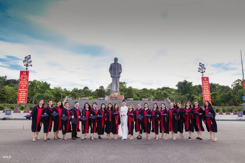 Học viên tốt nghiệm tại SPA Sang Moon
