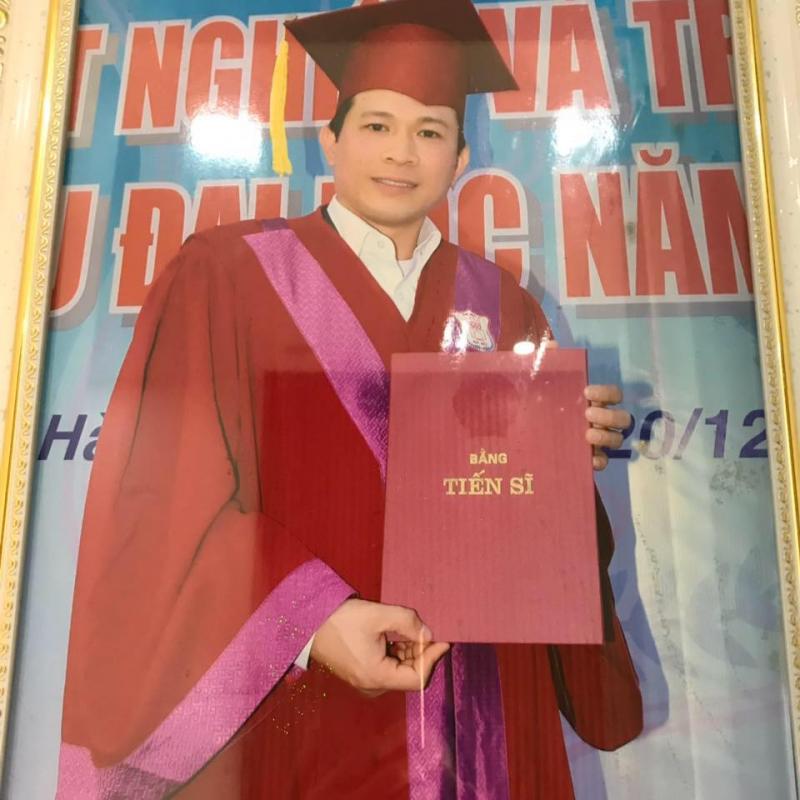 Tiến sĩ, Bs. Nguyễn Đức Thành