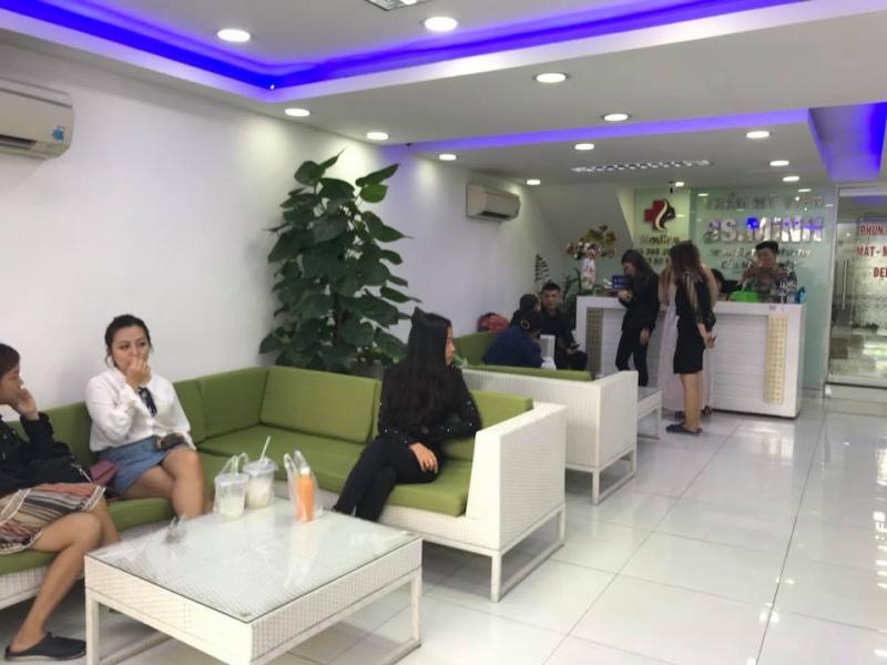 Thẩm mỹ viện Bs Minh