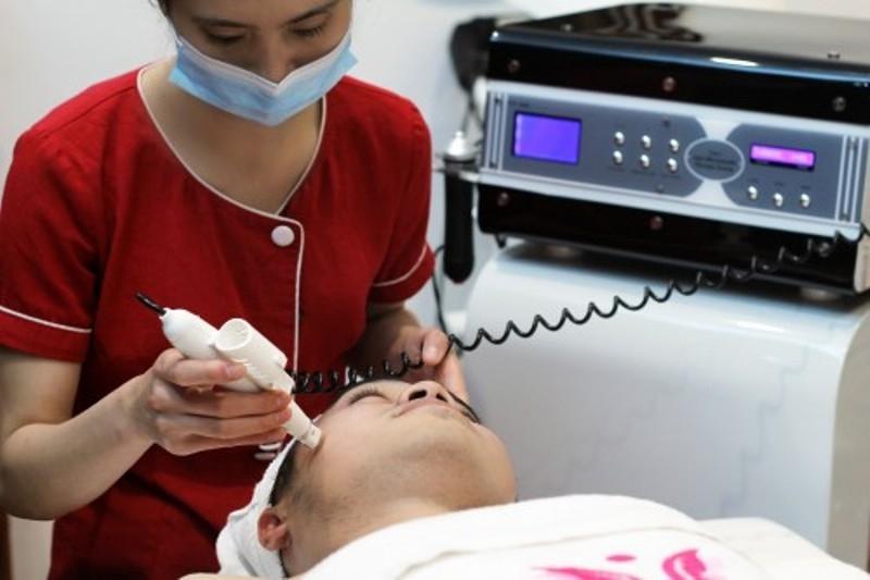 Khách hàng điều trị tại Phú Xuân