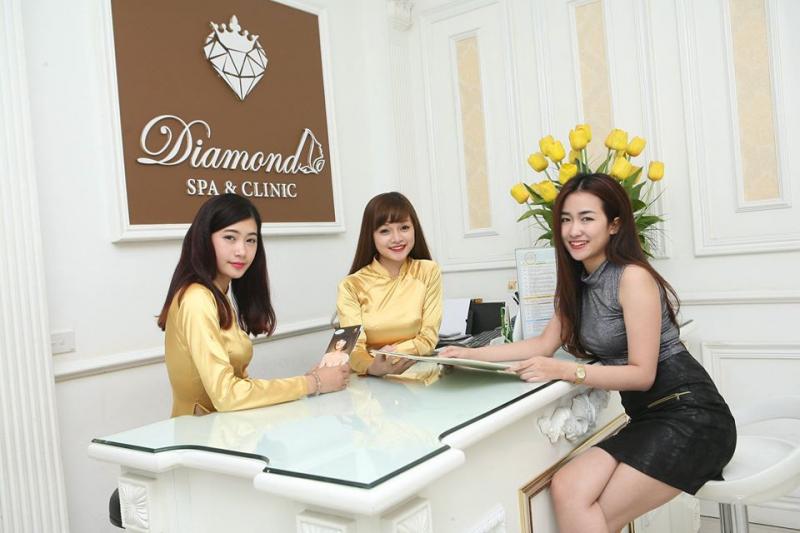 Thẩm mỹ viện Diamond
