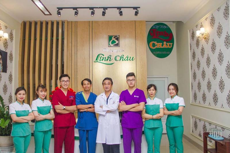 Thẩm mỹ viện Linh Châu