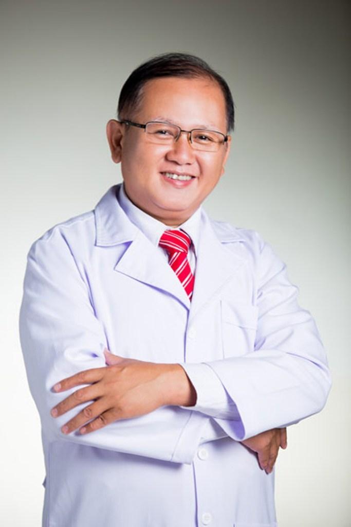 bác sỹ Nguyễn Văng Việt Hảo – Giám đốc Thẩm Mỹ Viện Mắt Ngọc