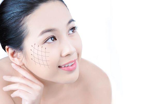 Khách hàng sở hữu làn da căng bóng không tì vết sau khi căng da tại TMV Ngọc Dung