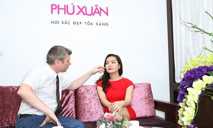 Thẩm mỹ viện Phú Xuân