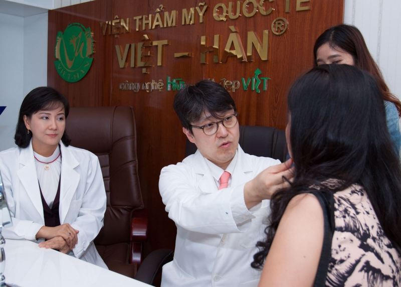 Thẩm mỹ viện Quốc tế Việt-Hàn