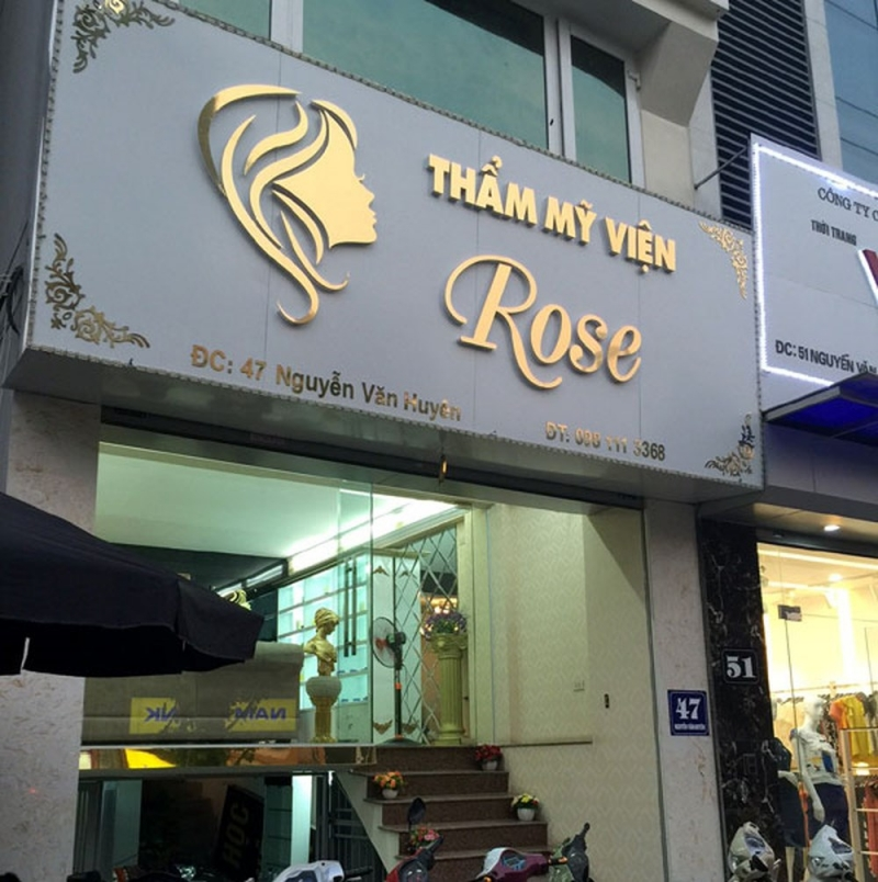 Thẩm mỹ viện Rose