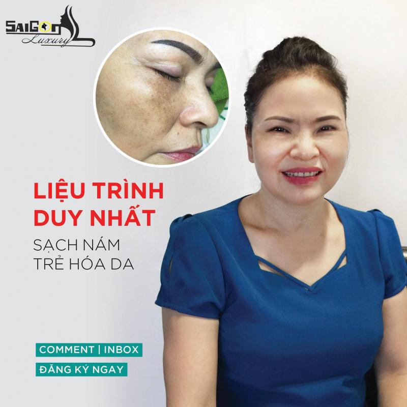 Thẩm mỹ viện Sài Gòn Luxury Hải Dương