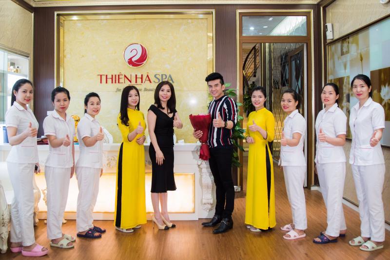Top 5 spa tắm trắng uy tín tại Hà Nội được nhiều người lựa chọn nhất