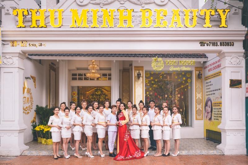 Thẩm mỹ viện Thu Minh