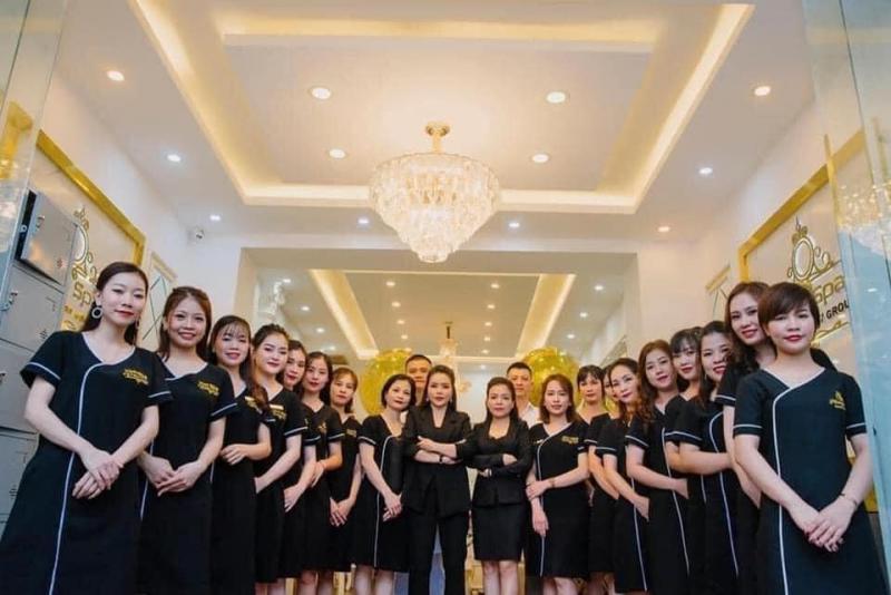 Thẩm Mỹ Viện Xinh Spa Center