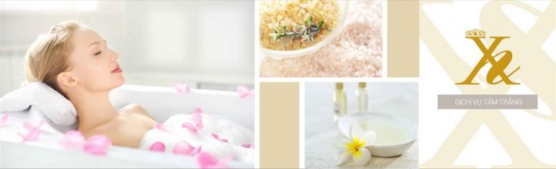 Tắm trắng tại TMV Xuân Hương