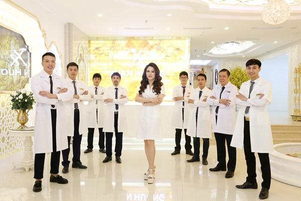 Đội ngũ bác sĩ tại TMV Xuân Hương