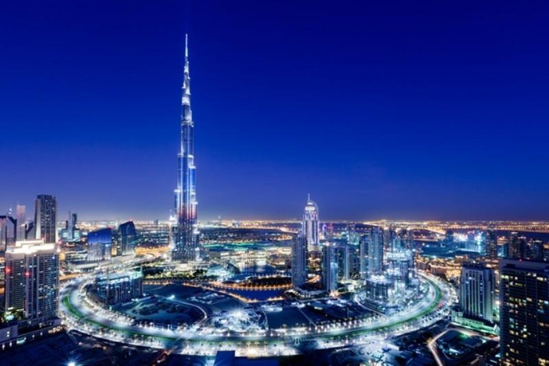 Tham quan tòa tháp cao nhất thế giới
