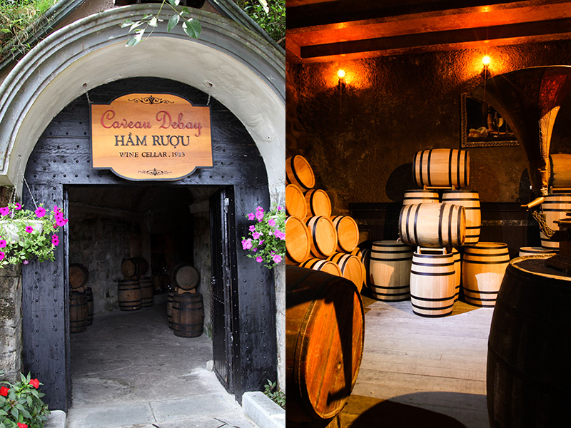 Debay Wine Cellar