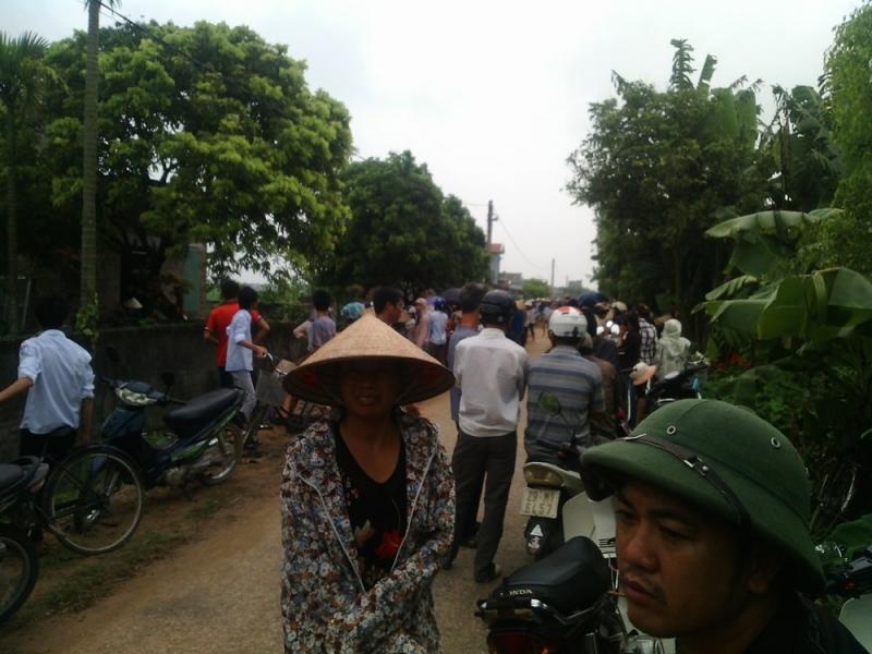 Thảm sát ở Nam Đinh: Hung thủ là hàng xóm