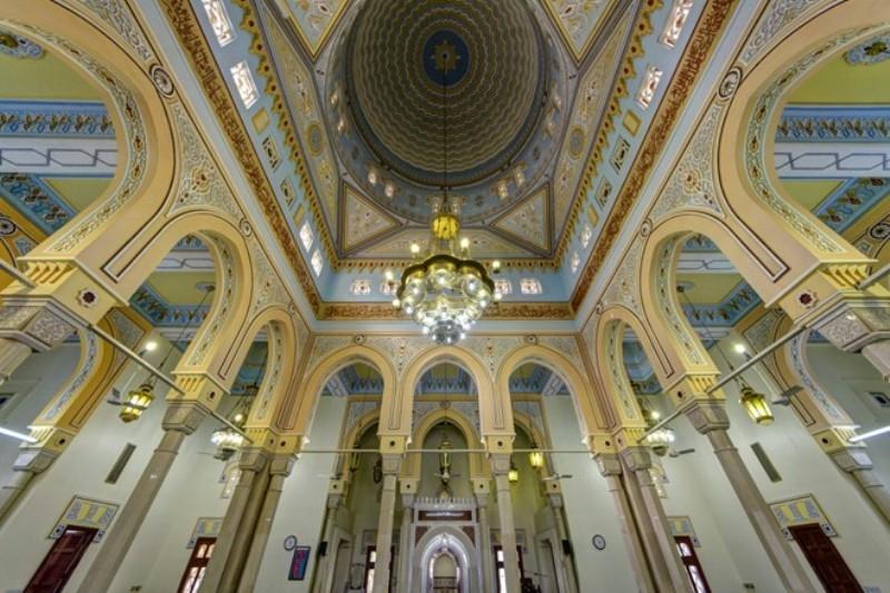 Thăm thánh đường Jumeirah