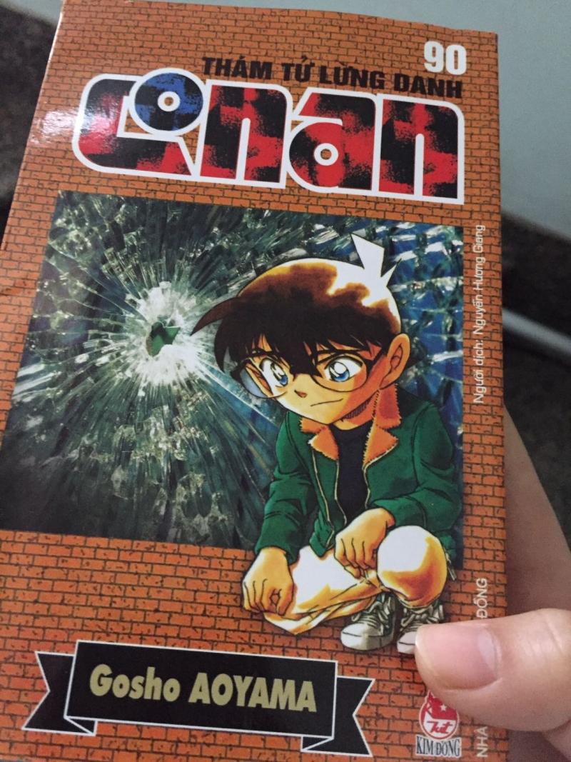 Conan tập 90