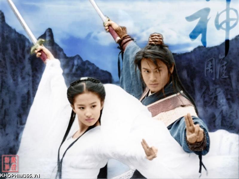 Dương Quá và Tiểu Long Nữ - Thần Điêu Đại Hiệp 2006