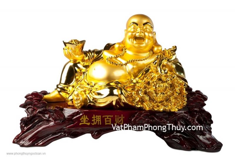 Thần tài - vị thần cai quản của cải trong tín ngưỡng của người Việt.