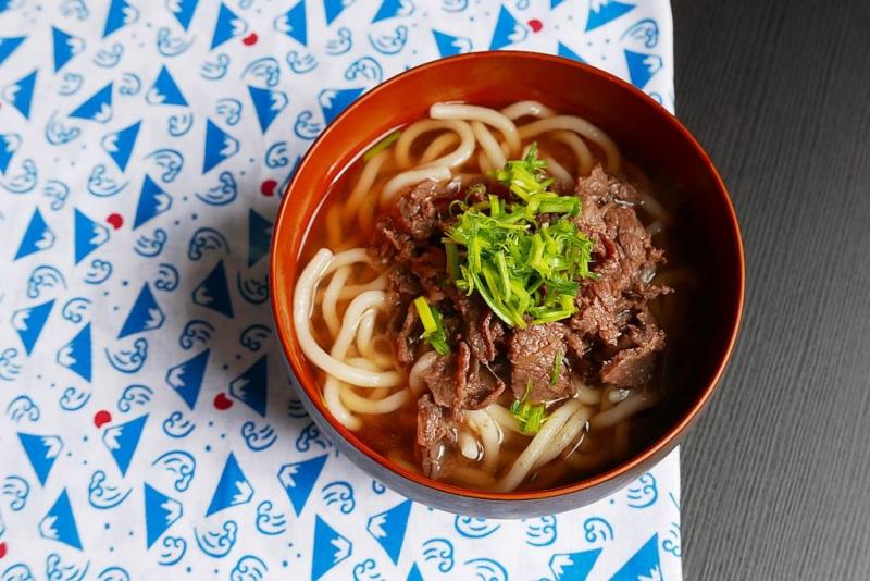 Theo nghiên cứu, trong mì Udon có chỉ số tiêu hóa cao nên rất thân thiện với dạ dày của mọi người.
