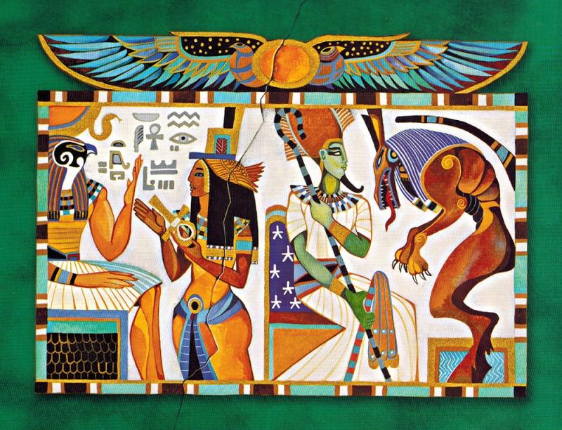 Thần thoại Ai Cập