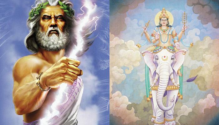 Top 10 thần thoại nổi tiếng nhất Thế giới