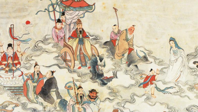Thiên đình trong Thần thoại Trung Quốc