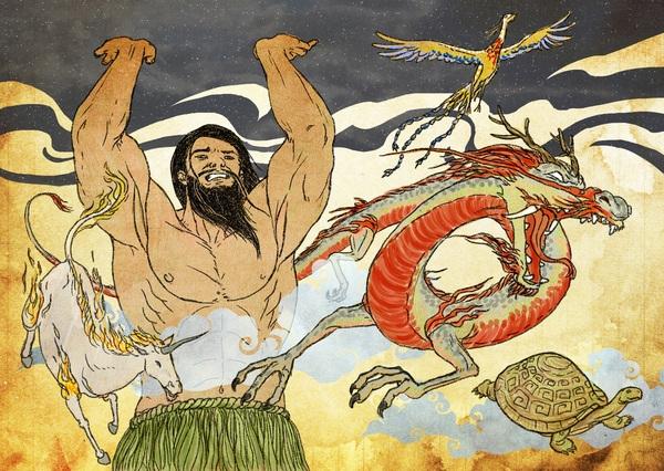 Thần thoại Trung Hoa