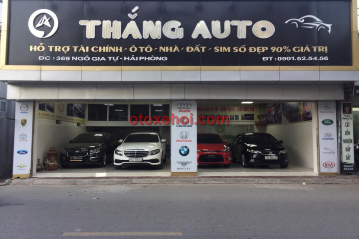 Thắng Auto