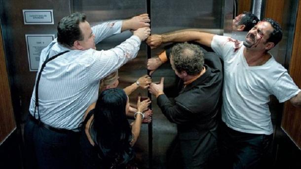 Ở thang máy chứa nhiều âm khí