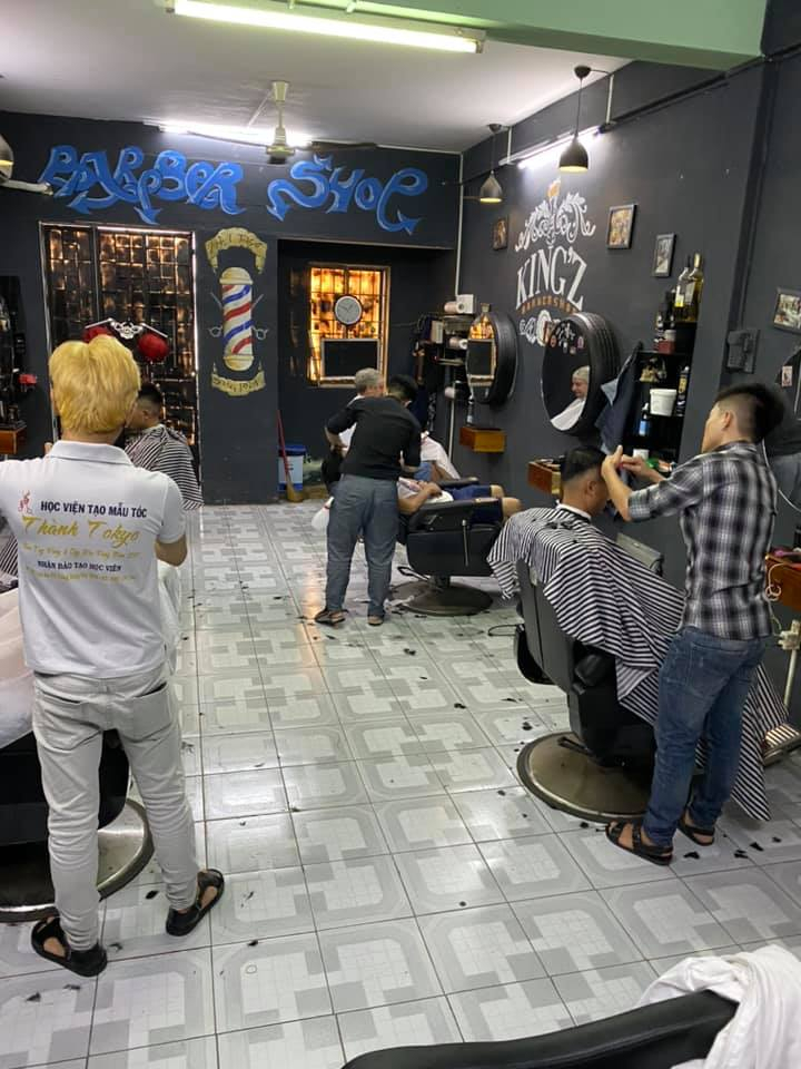 Thành Barber shop