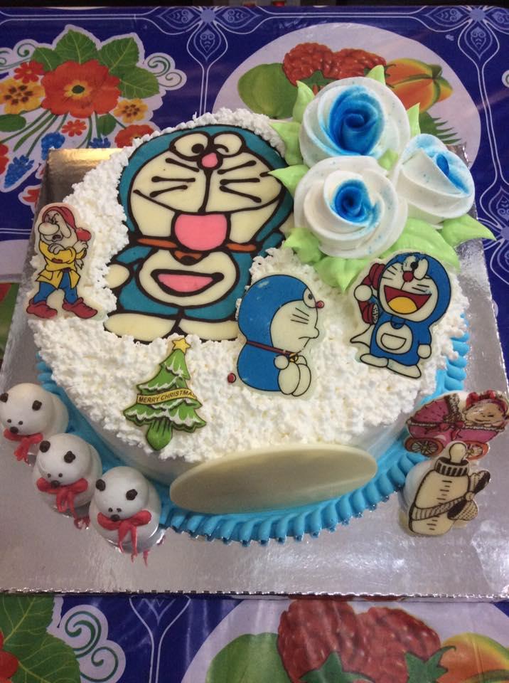 Bánh kem Thanh Danh