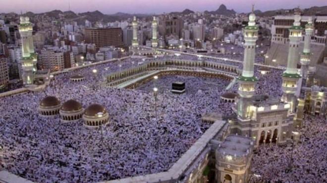 Thánh địa Mecca