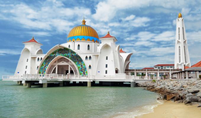 Thánh đường Hồi giáo Melaka Straits
