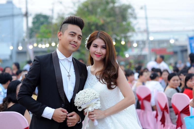Thanh Duy - Kha Ly tổ chức đám cưới bình dị tại quê nhà