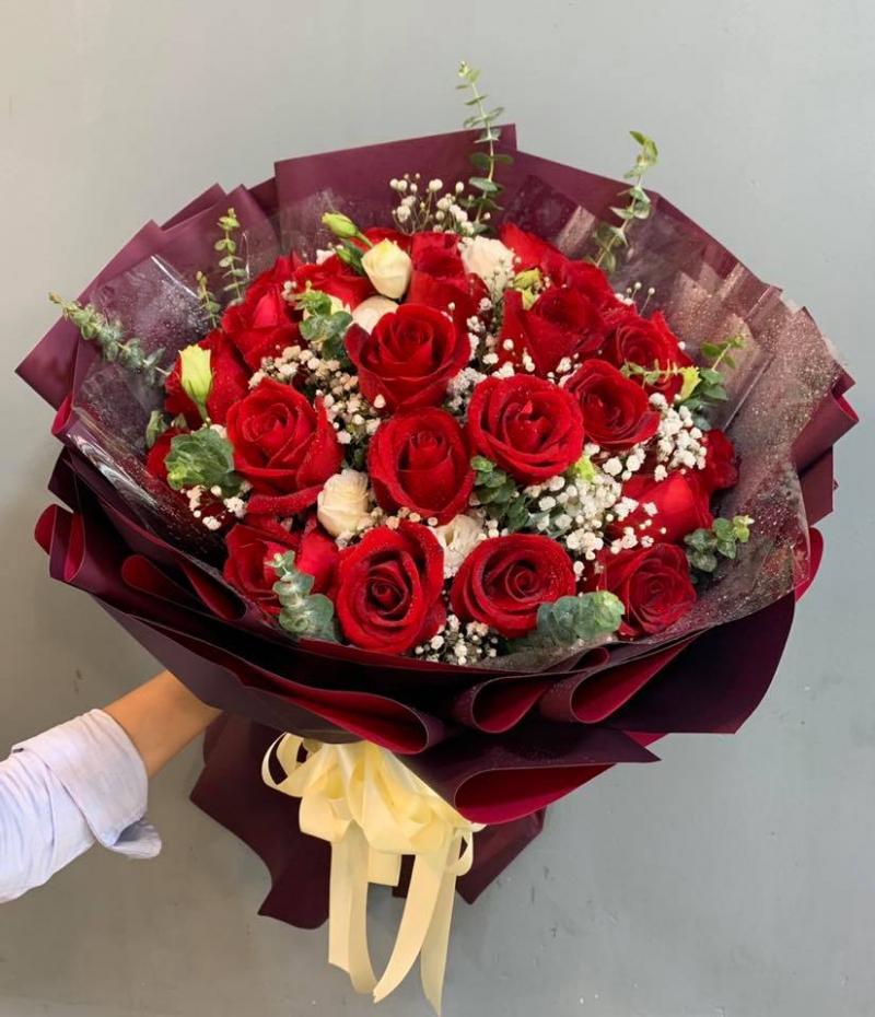 Top 6 shop hoa tươi đẹp nhất quận Cầu Giấy, Hà Nội