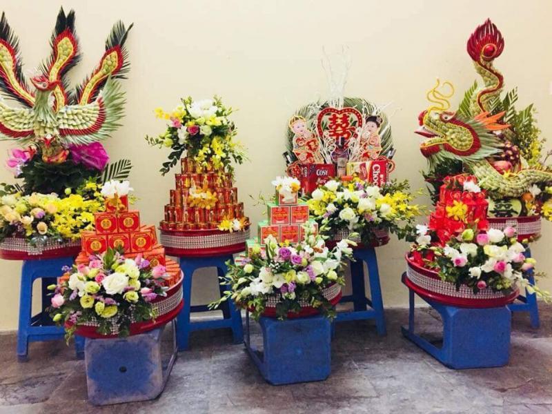 Thanh Hằng Flowers - Cưới Hỏi Trọn Gói