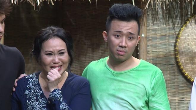 Thanh Hằng và Trấn Thành nghẹn ngào khi tâm sự về câu chuyện của Thanh Hằng