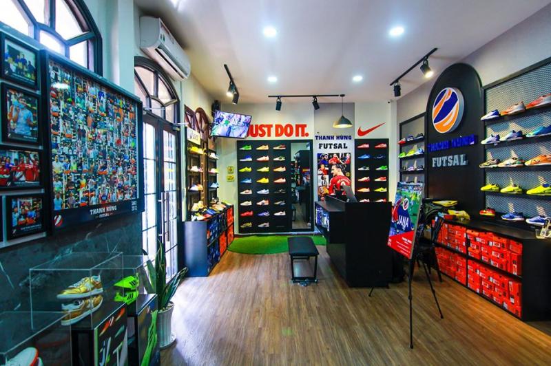 Thanh Hùng Futsal - Giày Bóng Đá Chính Hãng