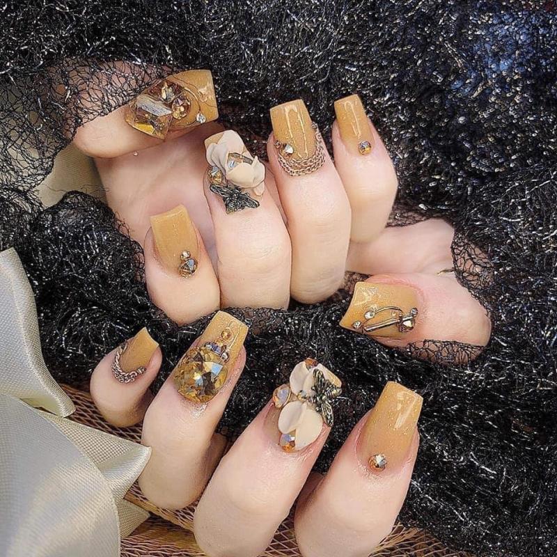 THANH HƯỜNG Nails Mi Đào Tạo Nghề Chuyên Nghiệp