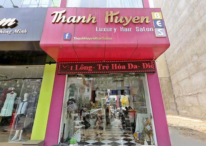 Thanh Huyền Luxury Hair Salon