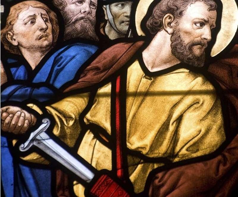 Thanh kiếm của Thánh Peter