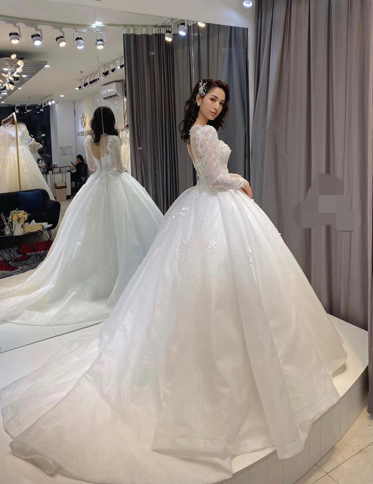Thanh Lam Wedding Dress