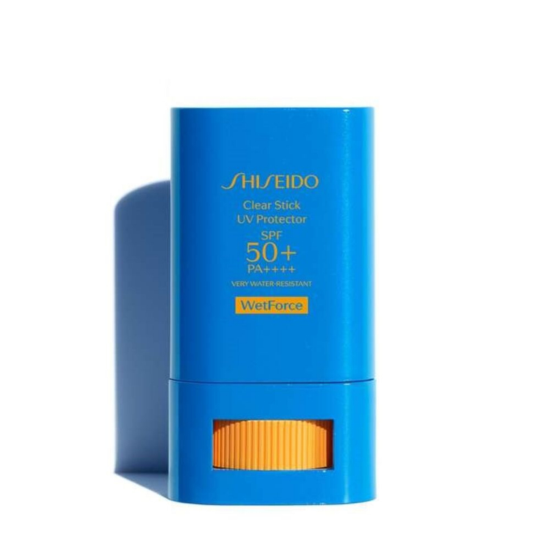 Sáp chống nắng Shiseido Clear Stick UV Protector
