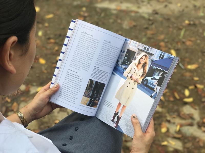 Cuốn sách Thanh lịch kiểu Pháp