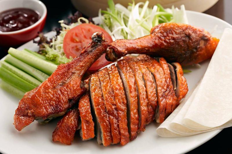 Thanh Long - Bún, Miến Ngan Trộn & Vịt Nướng Vân Đình