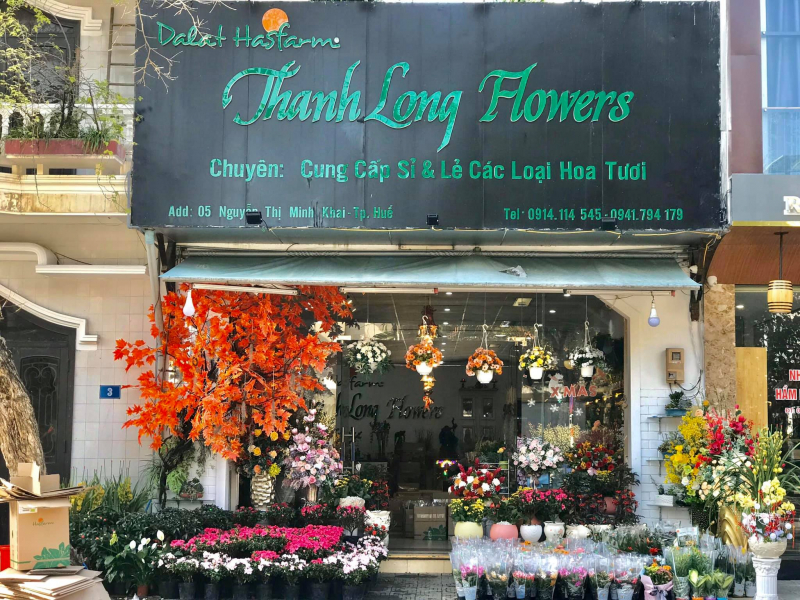 Thanh Long Flowers
